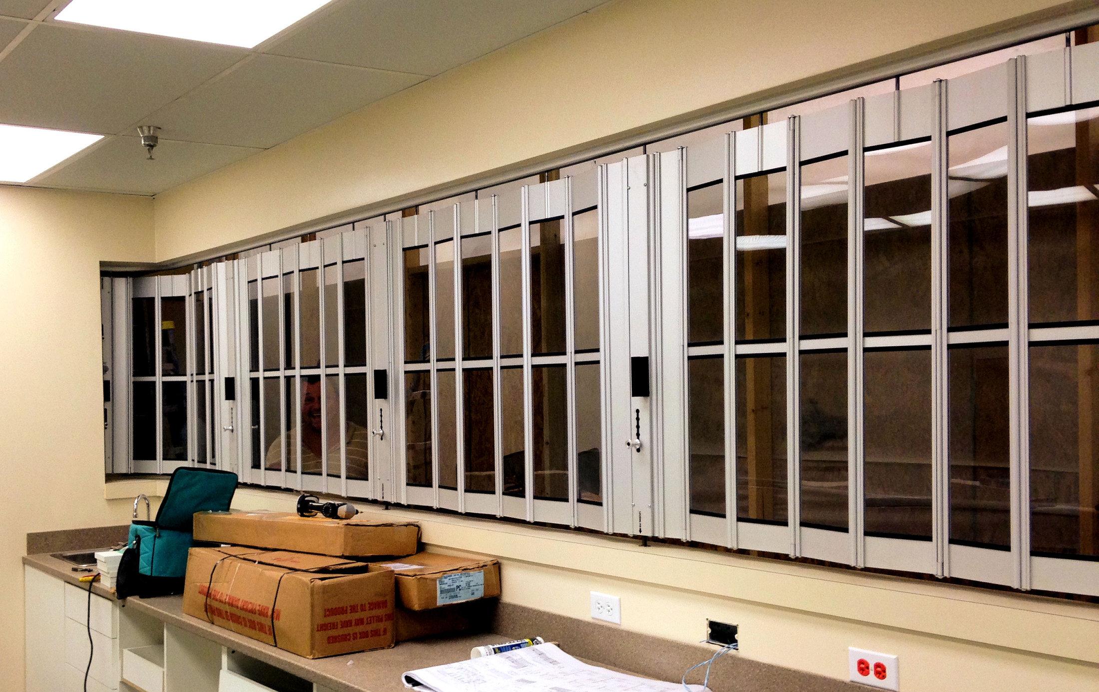 Sliding Counter Doors & Commercial Doors   Overhead Garage Doors by Doorways Inc.