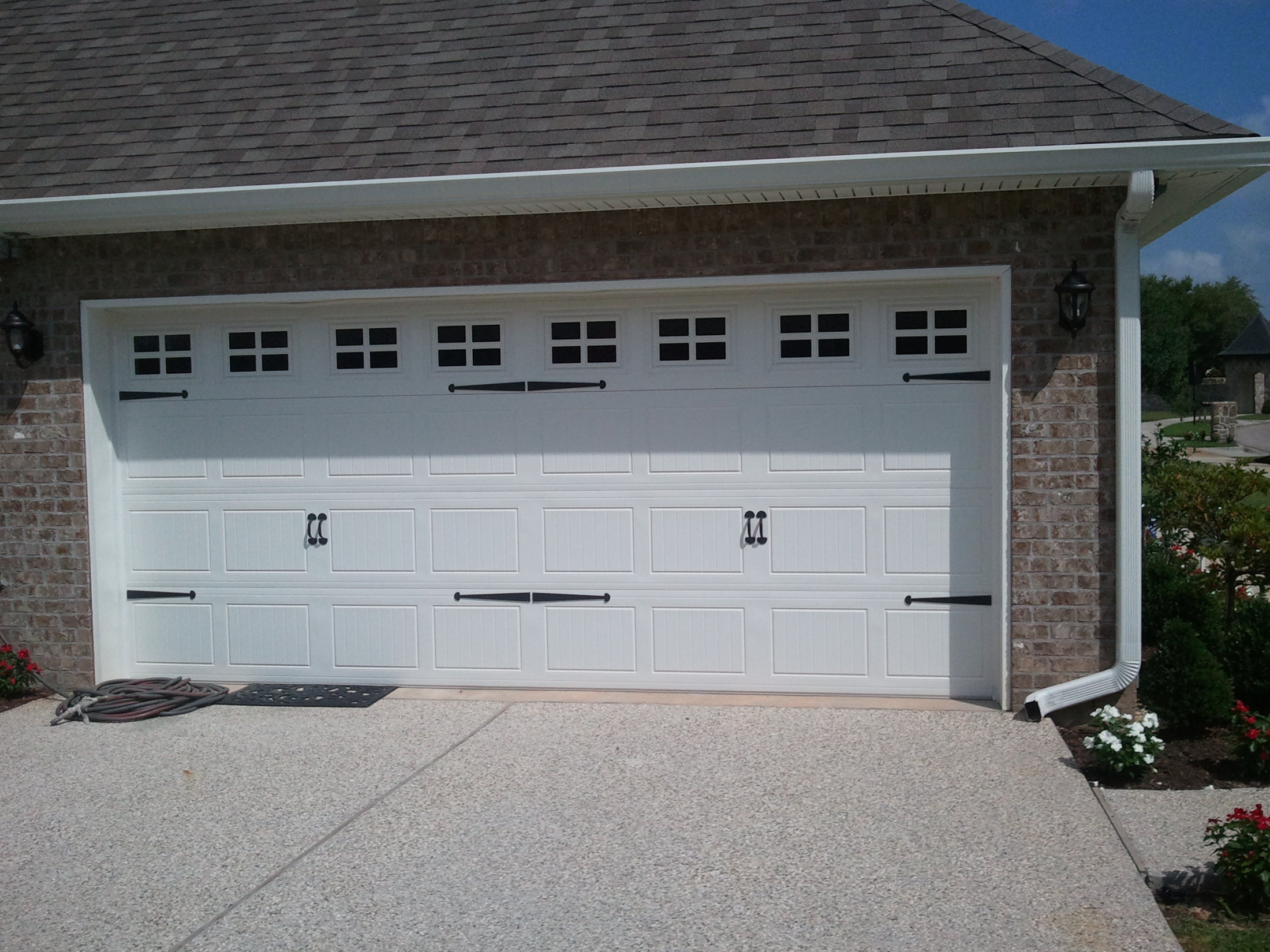 Residential Garage Doors Overhead By Doorways Inc