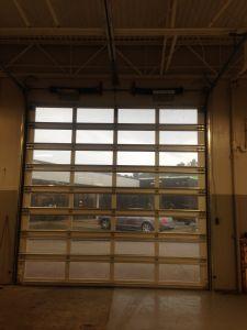 Full View Aluminum Commercial Door