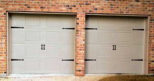 Carriagehouse Stamp Garage Doors