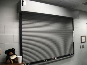 Stainless Steel Counter Shutter