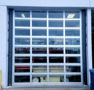 Full View Aluminum Door