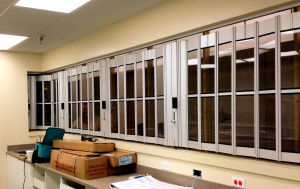 Sliding Counter Doors