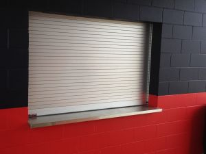 IStainless Steel Counter Shutter
