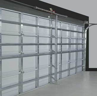 garage door braceStorm Protection  Overhead Garage Doors by Doorways Inc