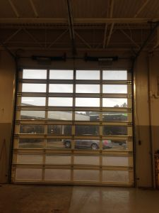 Full View Aluminum Commercial Door