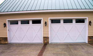 Rock Creeke Overlay Carriagehouse Doors