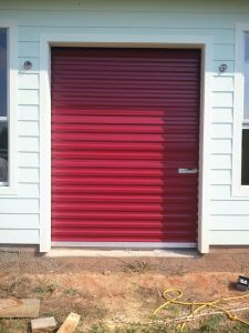 Mini Warehouse Door