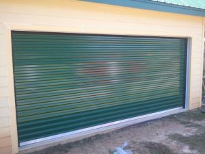 Commercial Sheet Door