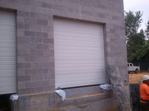 Commercial Sectional Door