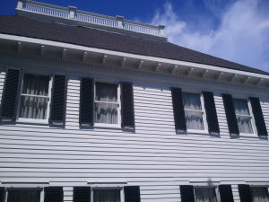 Colonial Shutter