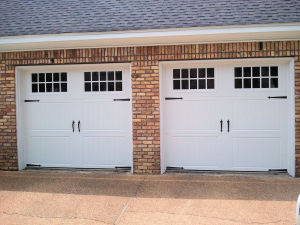 Classica Carriagehouse Garage Doors
