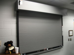 Stainless Steel Counter Shutter