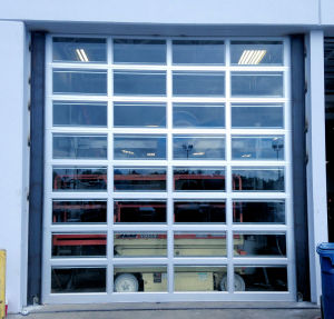 Full View Aluminum Door