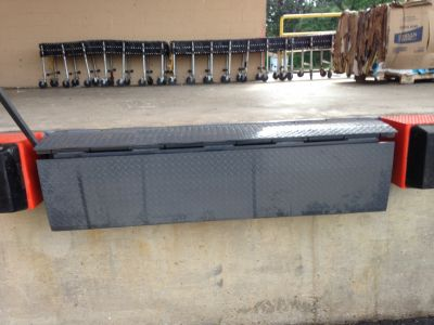 Edge of Dock Leveler