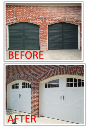 Amarr Classica doors